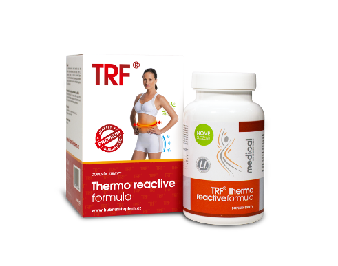 80 g TRF - Thermo reactive Fat burner